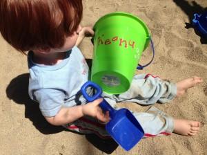Keanu's bucket.